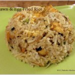 Prawns & Egg Fried Rice – Happy Mother's Day