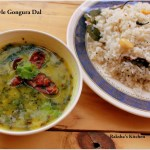 Andhra Style Gongura Dal