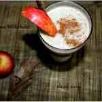 Apple Cinnamon Milkshake