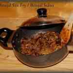 Eggplant Stir Fry | Brinjal Subzi