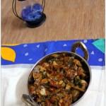 Spicy Mushroom In Sriracha And Sambal Oelek Sauce