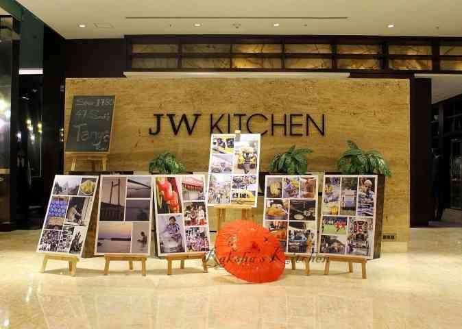 Tangra Food Festival At JW Marriot