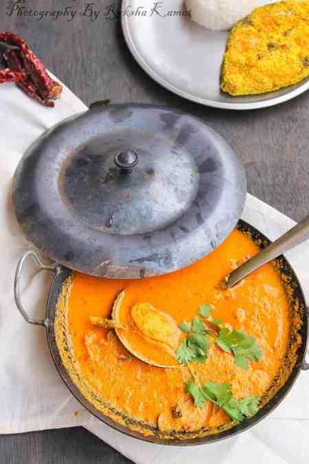 Kerala fish curry, malabar fish curry