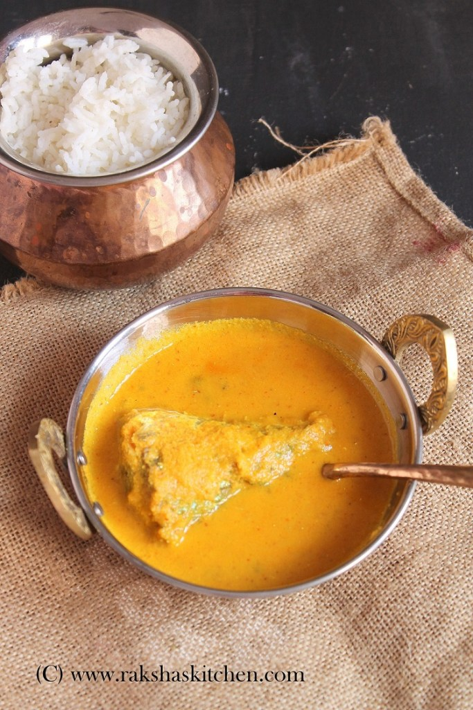 Bangda curry