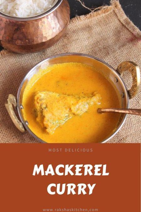 Mackerel Curry