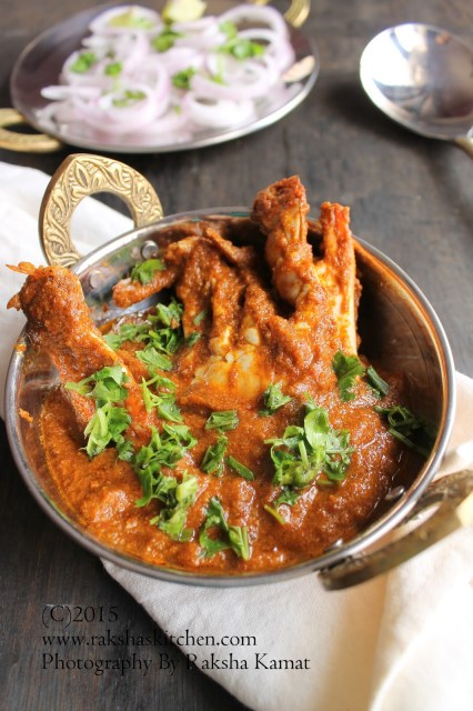 Crabs masala goan crab curry crab tonak rakshas kitchen my hubby got crabs from more megastore thankfully he got them cut my duty was only to cook them i made this delicious curry and he loved it forumfinder Image collections