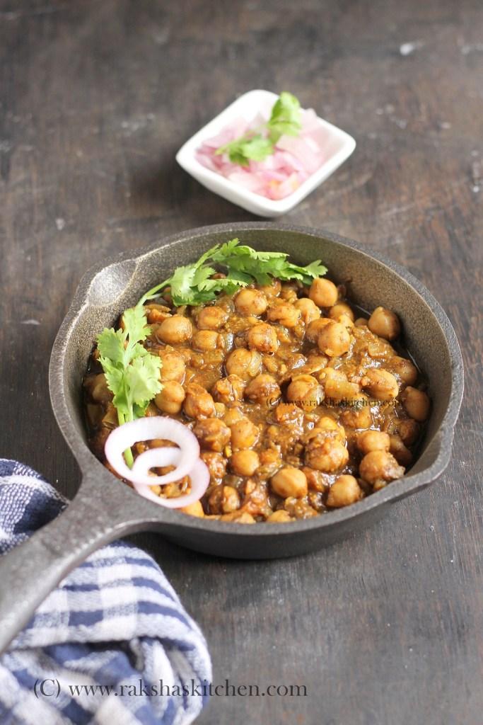Pindi Chole Rawalpindi Style