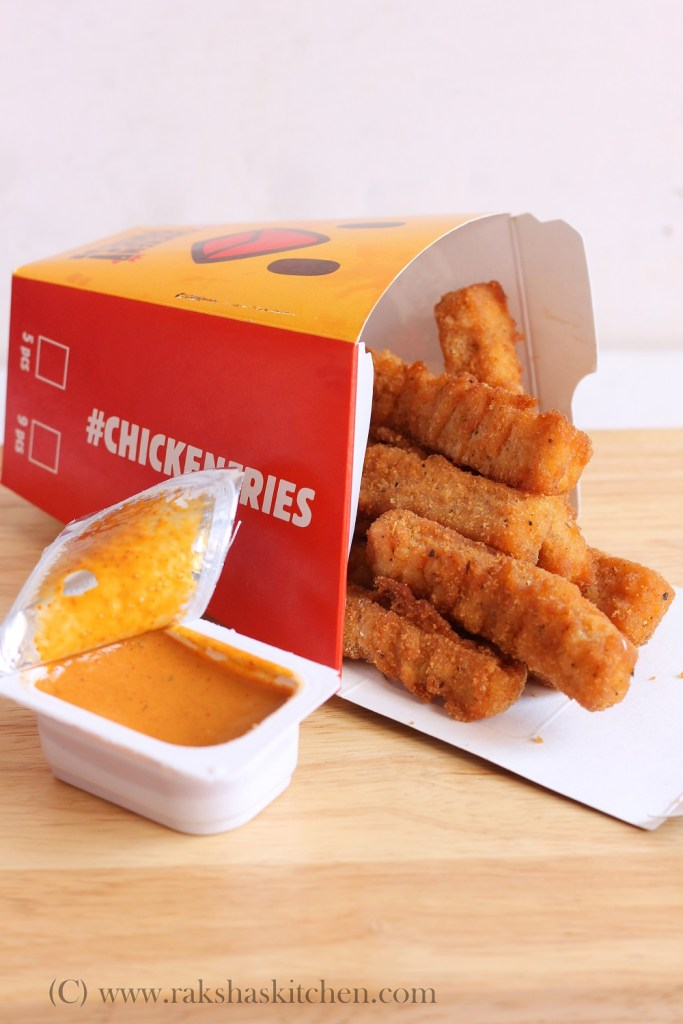 Burger King Chicken Fries And A Love Story