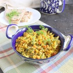 Broccoli Egg Bhurji