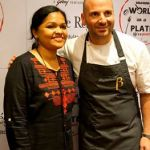 Masterclass With MasterChef Australia George Calombaris At World On A Plate Event