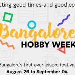 Brigge Launches Bangalore Hobby Week