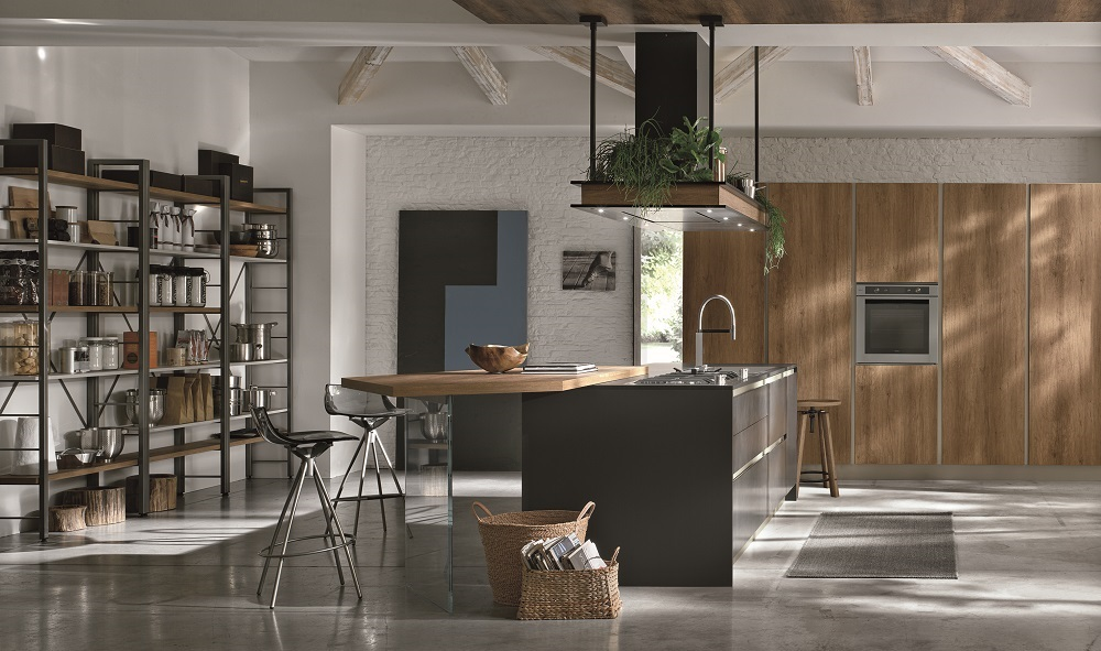 Italian Modular Kitchens By Stosa Cucine - Store Launch In Bangalore ...