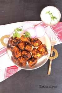 Tawa Chicken Fry