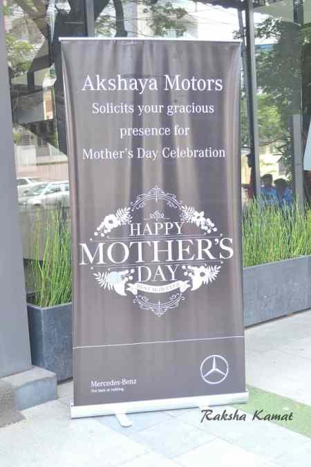Mother's Day At Akshaya Motors, Bengaluru