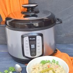 Upma Made Using Preethi Electric Pressure Cooker