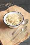 beaten rice with jaggery, Godanche fov