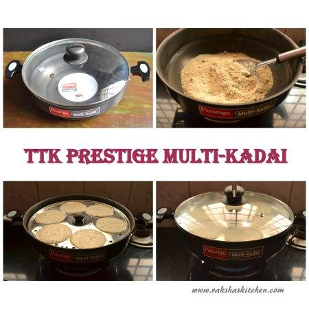 TTK Prestige Multi Kadai