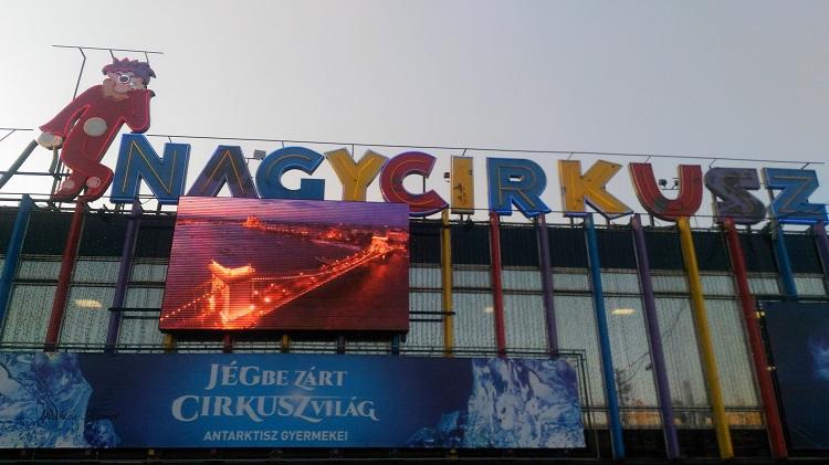 Hungarian circus