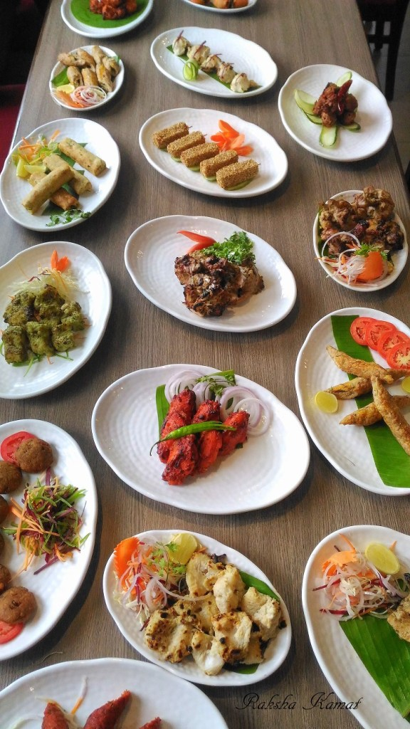 Hot N Juicy Kebab Festival At Paradise Food Court