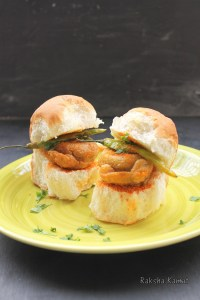 Vada Pav - Indian Burger Recipe | How to make vada pav