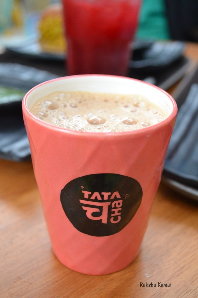 TATA Cha Cafe Launched In Bangalore