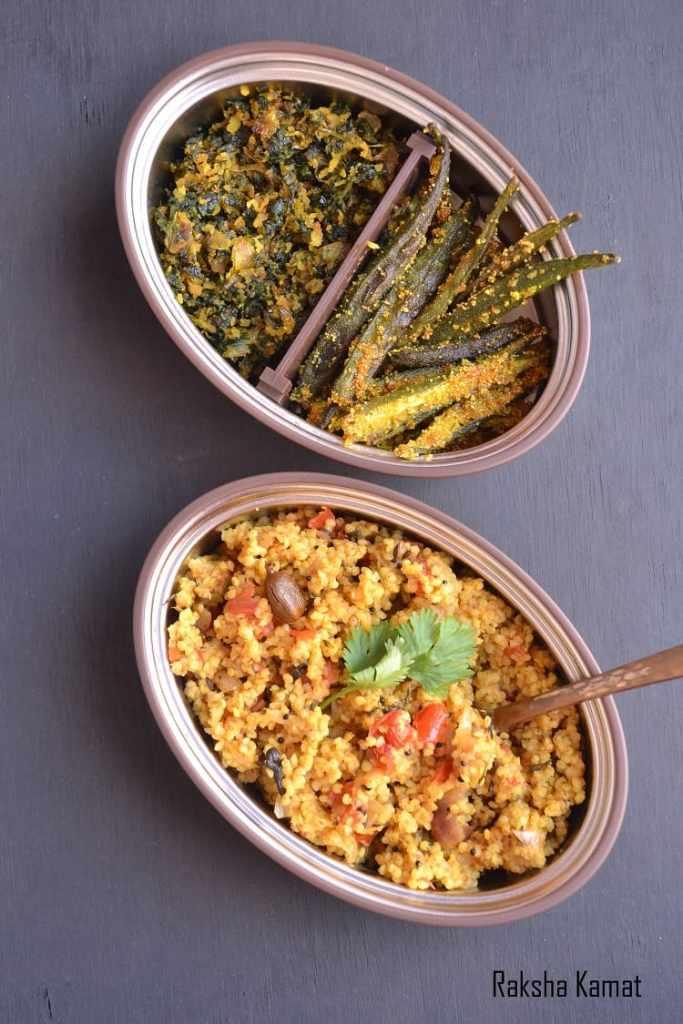 Millet Tomato Rice