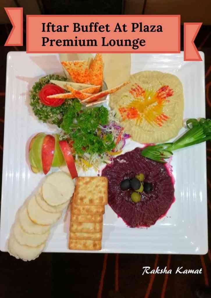 Iftar Buffet At Plaza Premium Lounge, Bangalore