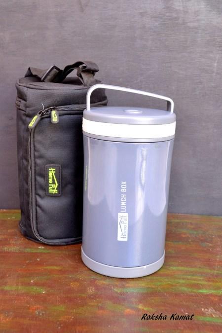 Homepuff Vaccum insulated lunch box