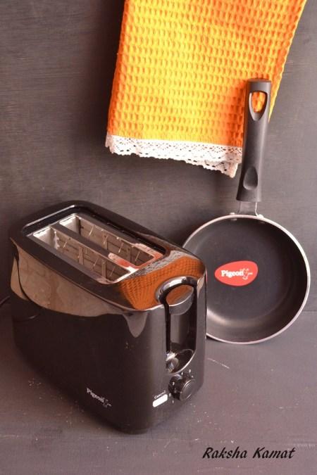 Pigeon Pop up toaster, Pigeon kitchen appliances