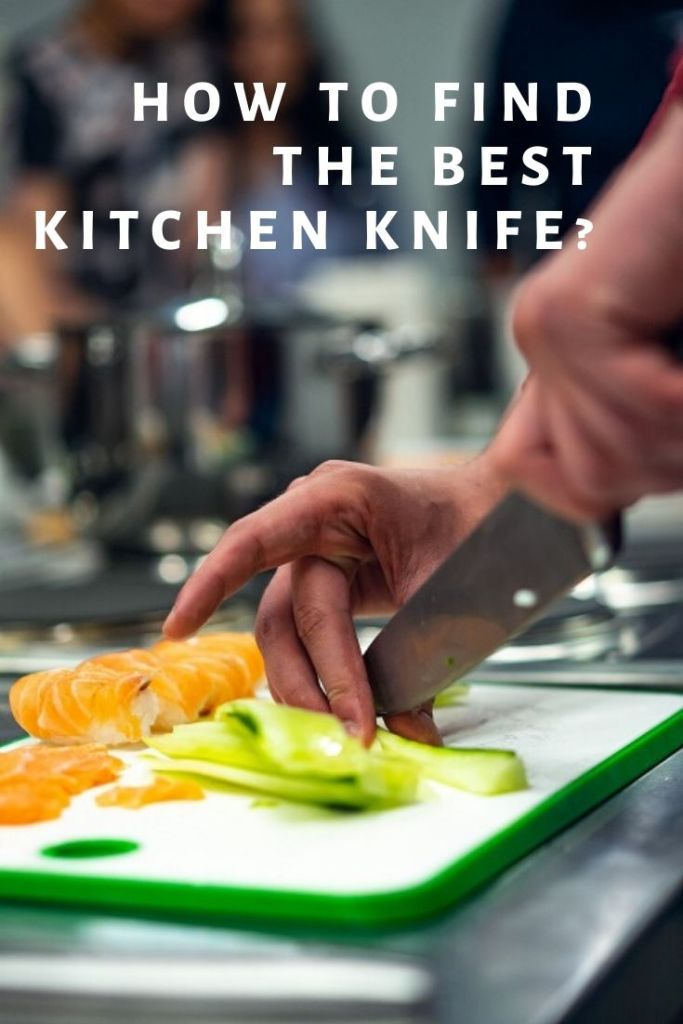 How to find the best kitchen knife set