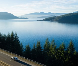 Local Canadian Road Trips