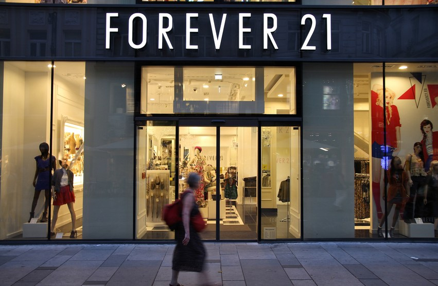 Trendy Items on a Budget: Forever 21