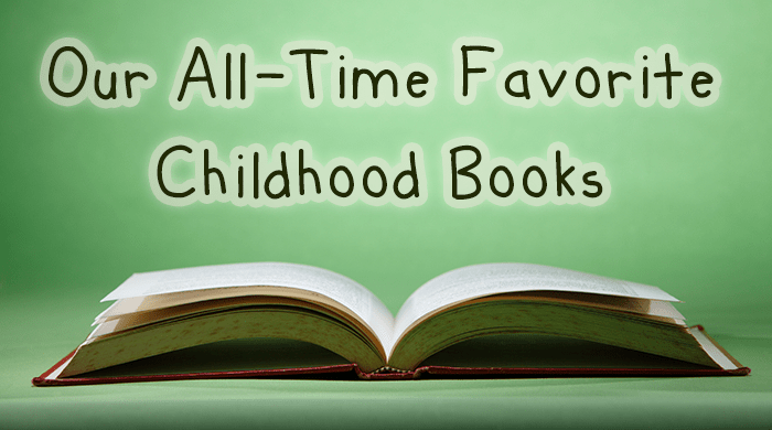 Ebates Spotlight: Our All-Time Favorite Childhood Books