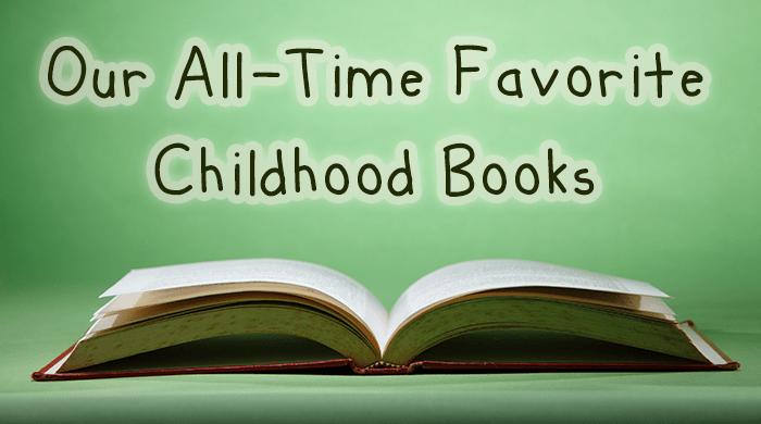Ebates Spotlight: Our All-Time Favorite Childhood Books