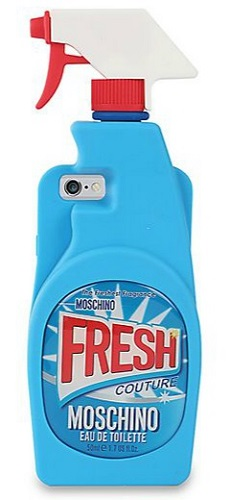 Moschino Fresh iPhone Case