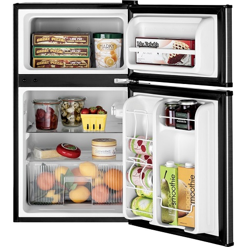 Compact Refrigerator with Freezer Compartment