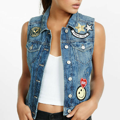 How to Master the Art of Patched Denim 4