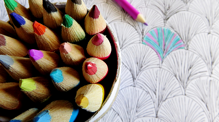 8 Unusual Coloring Books for Adults Who Need to Chill