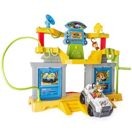 Paw Patrol Monkey Temple Play Set