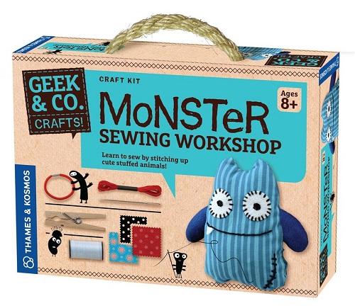 Monster Sewing Workshop Sewing Starter Kit