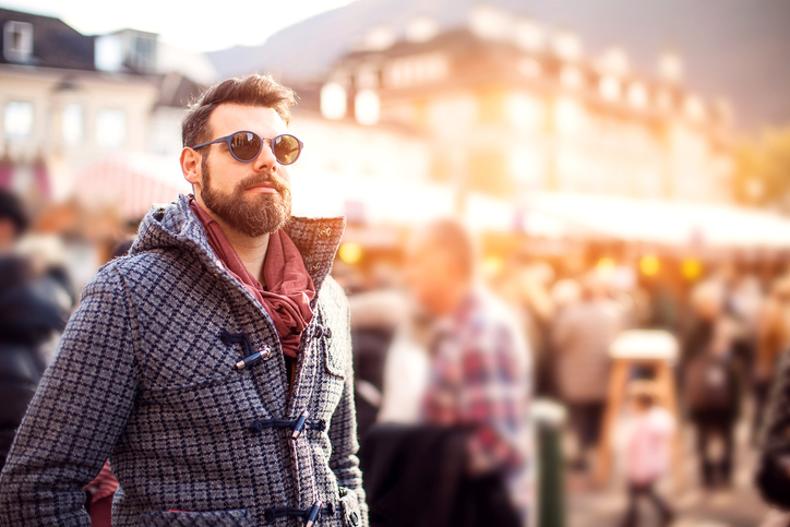 The Bearded Man's Guide to Winter Skin Care