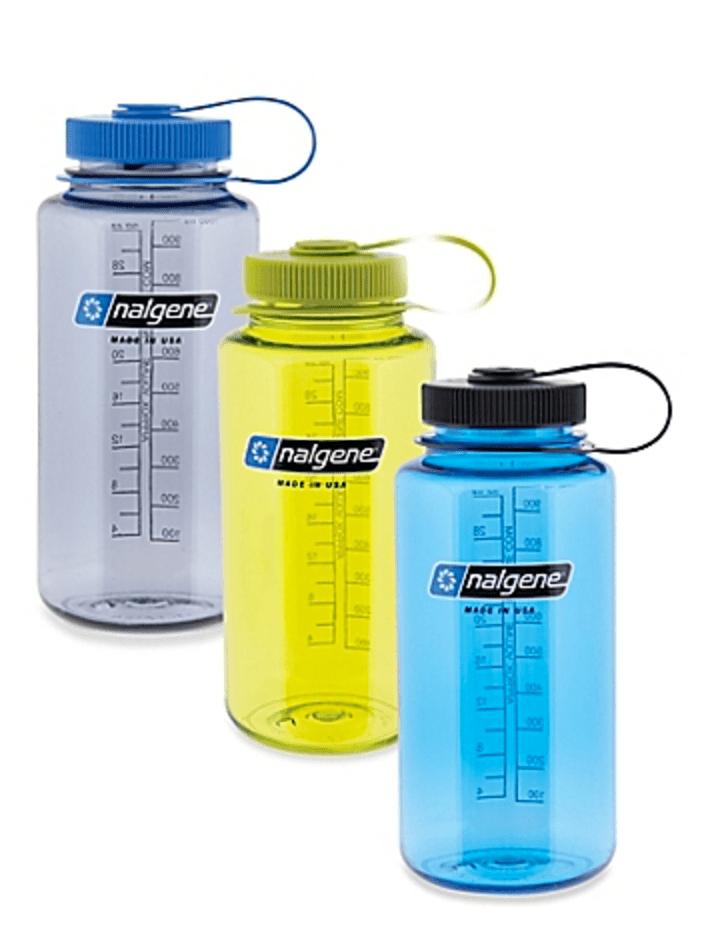 Nalgene 32 oz water bottle