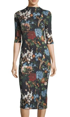 Alice + Oliva Delora Floral Dress