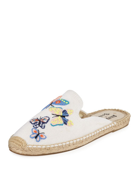Soludos x Baobap Butterfly Espadrille
