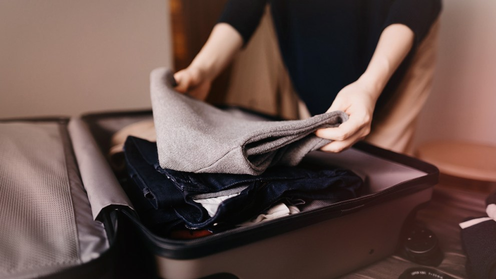 Here's How to Pack the Perfect Carry-On Suitcase for a Stress-Free Flight
