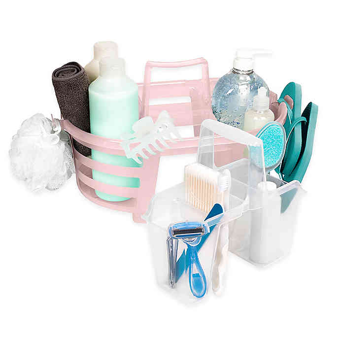 Day/Night Caddy and Shower Tote
