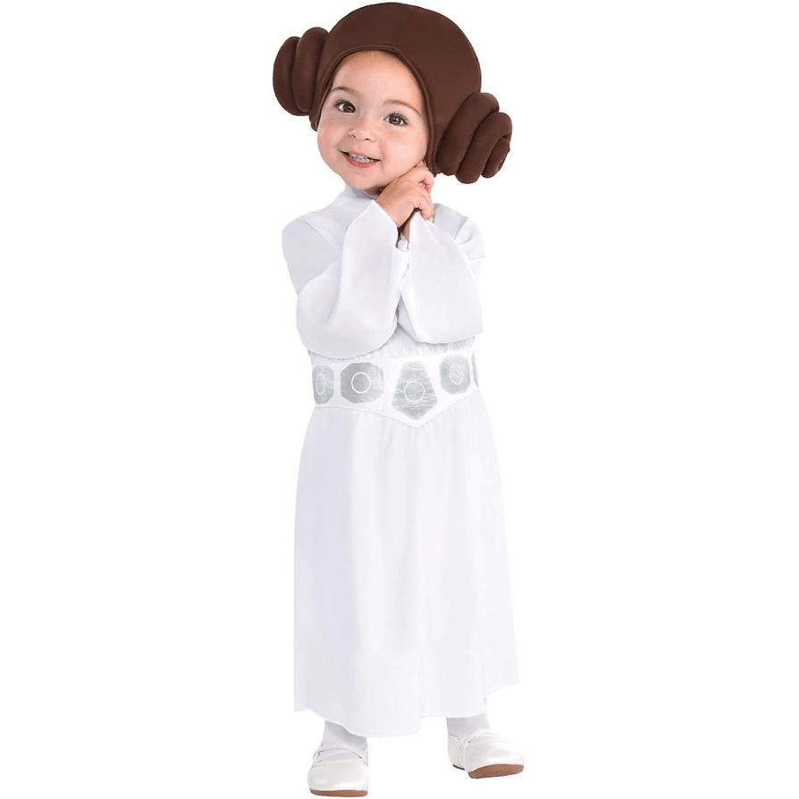 Baby Star Wars Princess Leia Halloween Costume