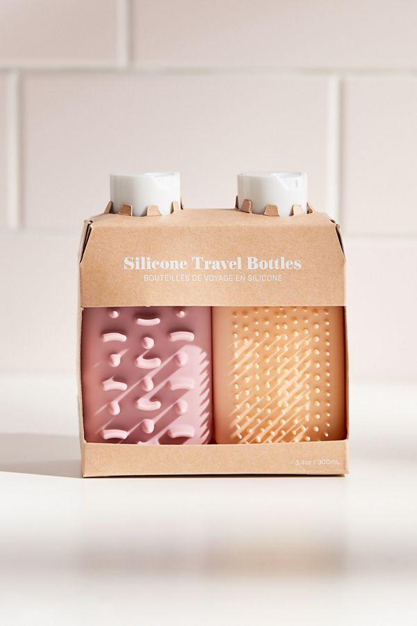 UO Silicone Travel Bottles