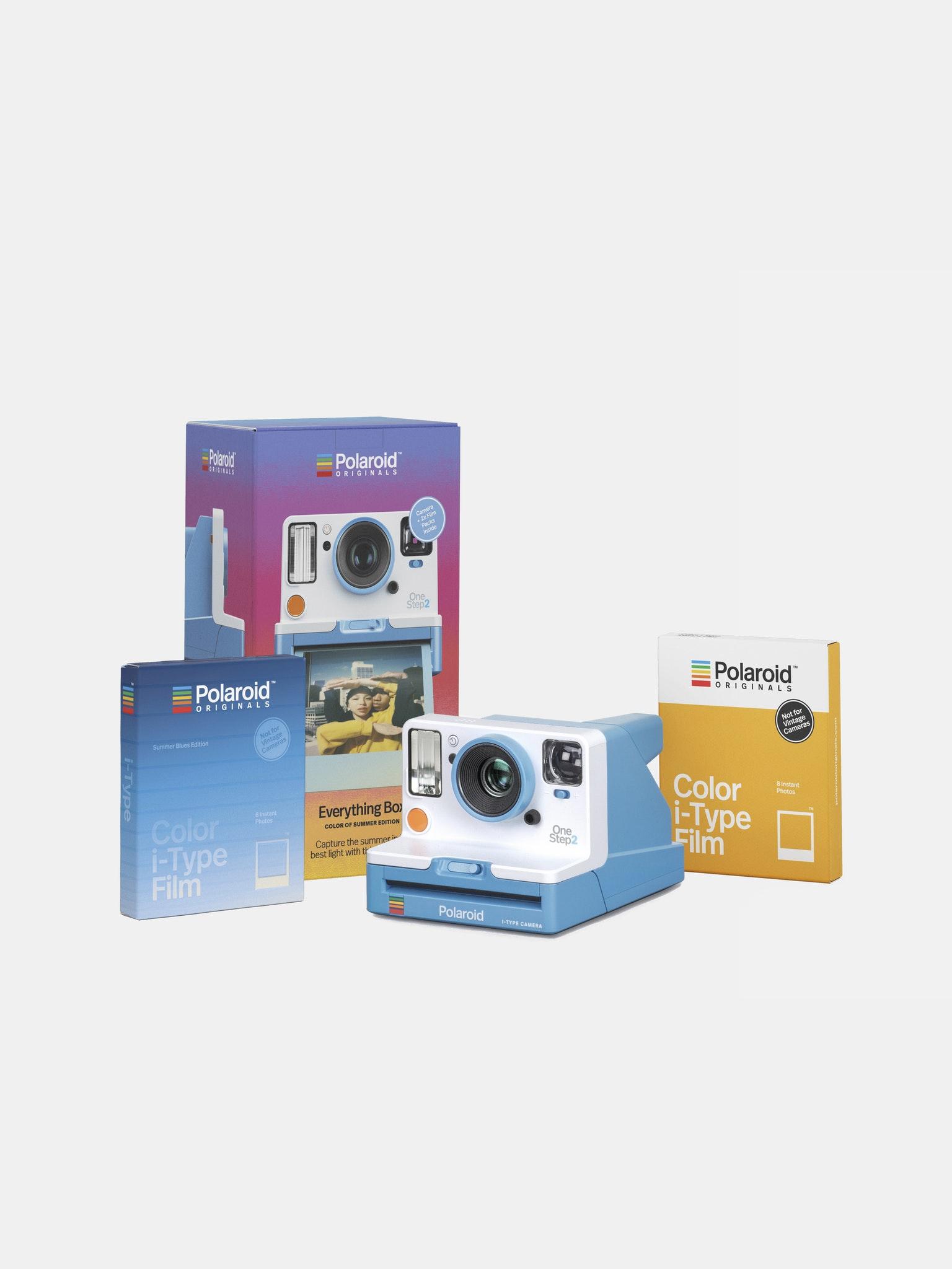 Polaroid Everything Box (One Step 2 VF Summer Blues)