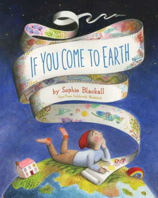 child book - If You Come to Earth